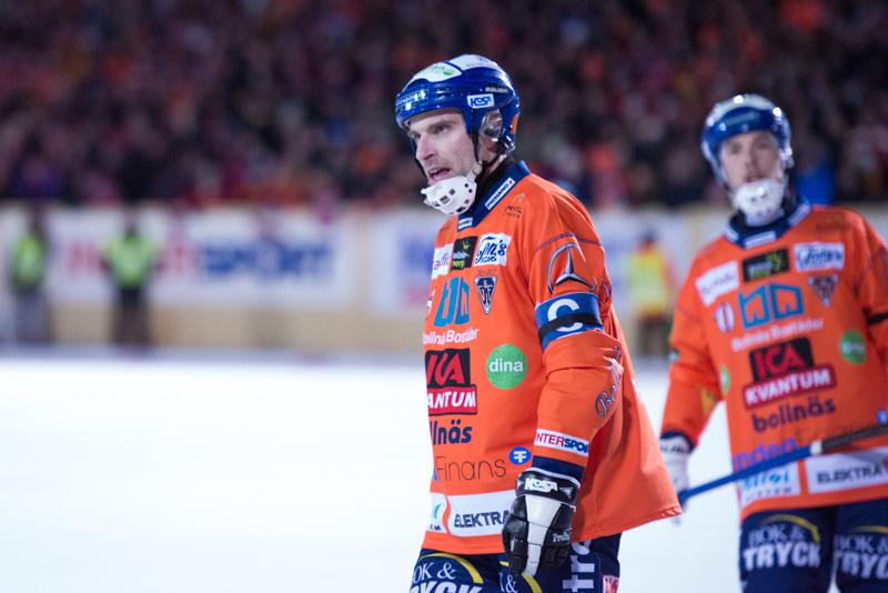 Andreas Westh är klar för tre nya år i Bollnäs