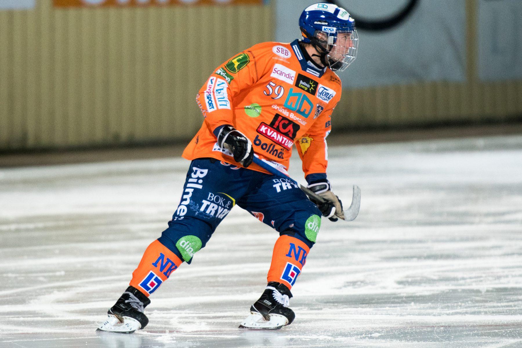 Oskar Olsson två nya år