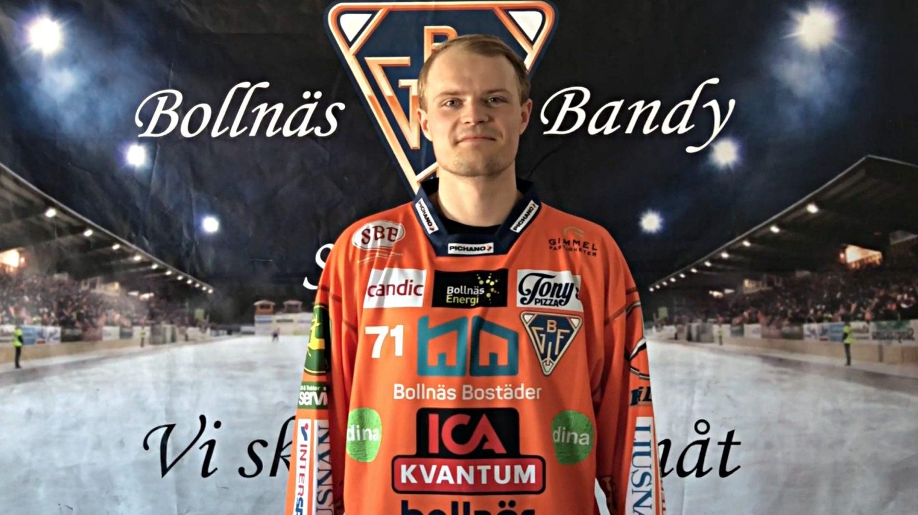 Presskonferens med Kasper Milerud