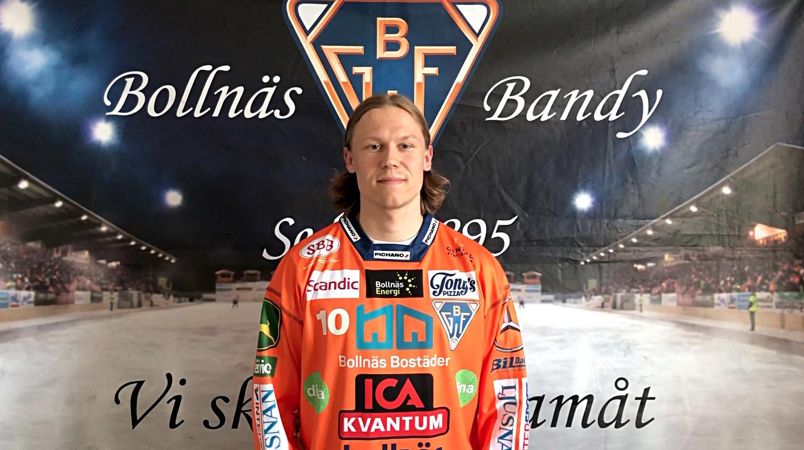 Välkommen Oskar Lundgren