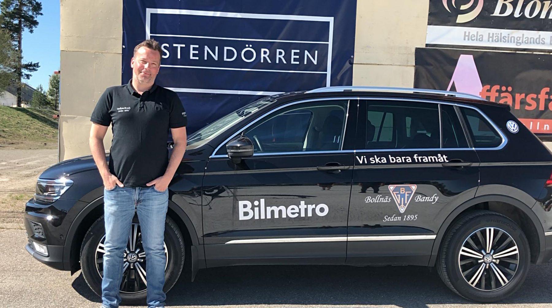 Svenne Olsson ny huvudtränare för Bollnäs