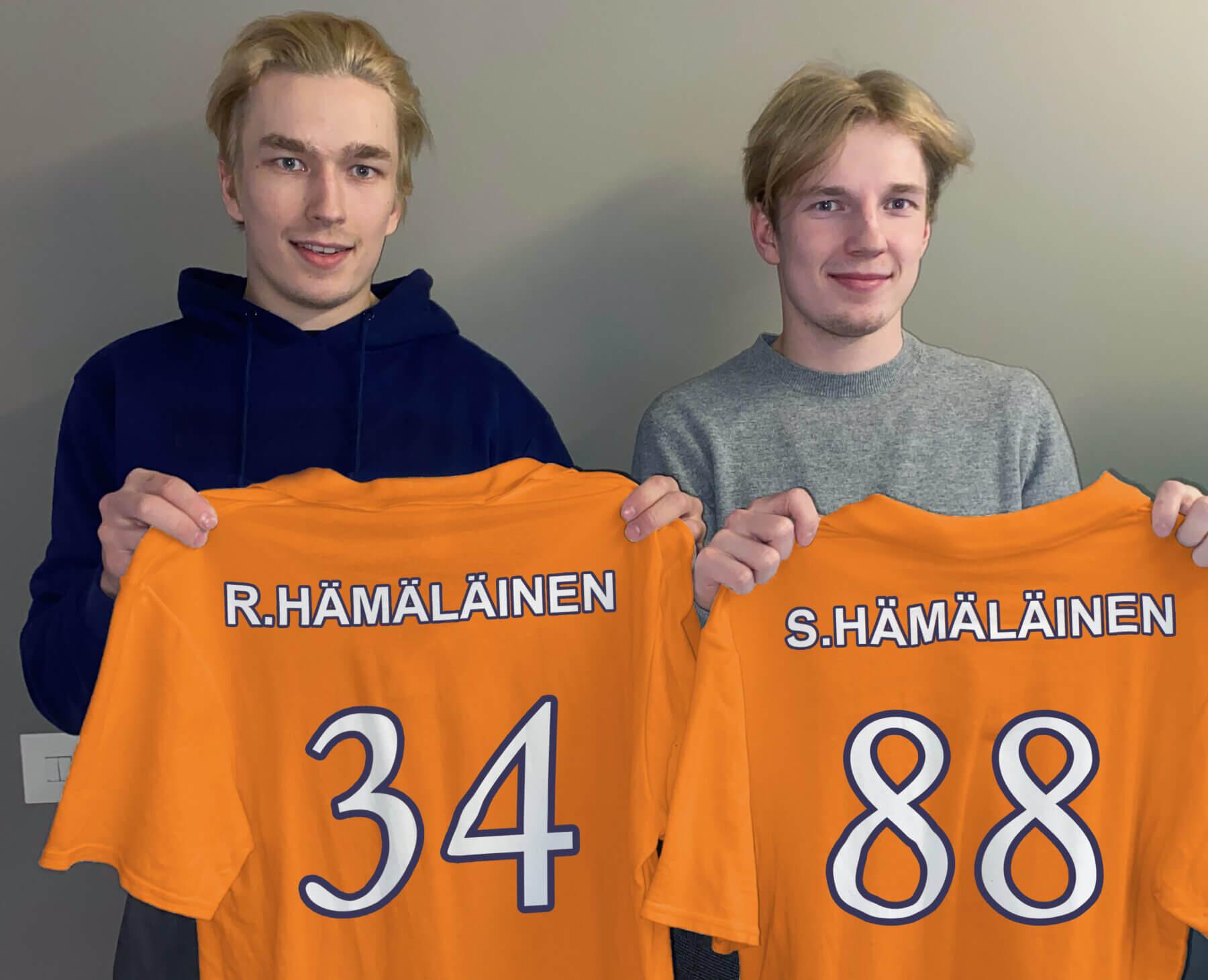 Riku & Saku Hämäläinen